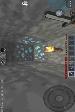 我的矿工世界截图