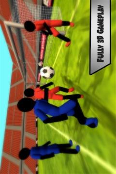 火柴人足球3D截图