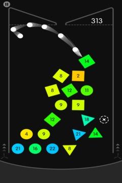 物理弹球截图