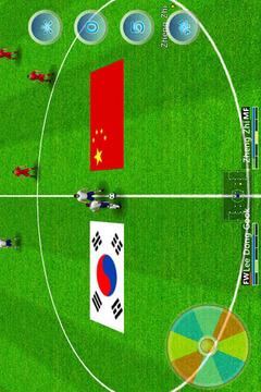胜利足球2014截图