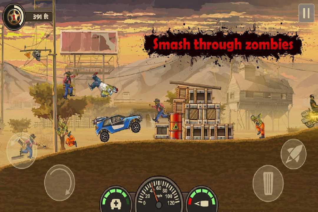 车撞僵尸游戏_战车撞僵尸3下载安卓最新版_手机官方版免费安装下载_豌豆荚