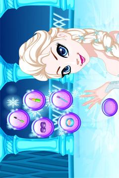 冰雪公主美丽装扮截图