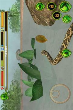 3D蟒蛇模拟截图