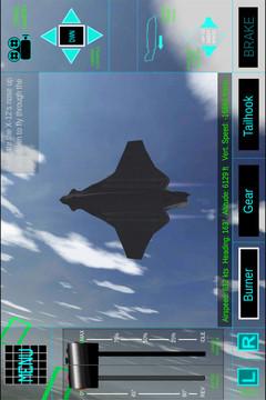 模拟飞机飞行驾驶截图