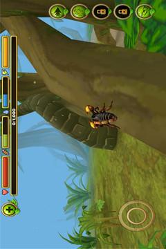 蝎子有毒模拟截图