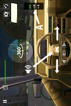 真实汽车模拟驾驶截图