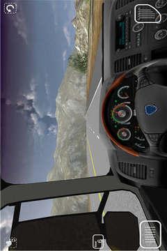 模拟卡车驾驶截图