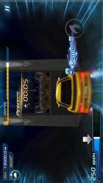 3D飞车截图