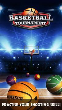 Basketball Tournament - Free Throw Game截图