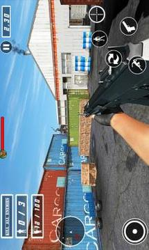 Sniper Counter Attack Game - Shoot截图