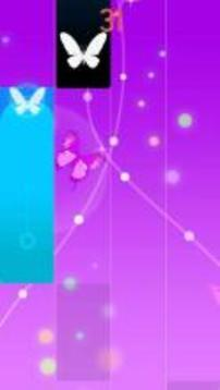 Purple Butterfly Piano Tiles 2019截图