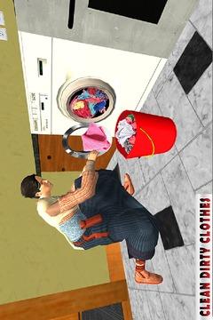 虚拟奶奶家庭模拟器截图