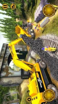 Train Track Construction Sim: Railroad Builder截图