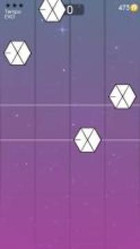 Piano EXO Tiles for EXO-L截图