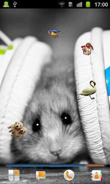 動物動態壁紙截图