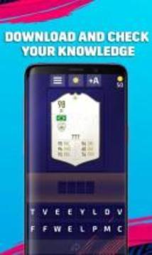 FUT 19 Ultimate Quiz | Guess The Footballer截图