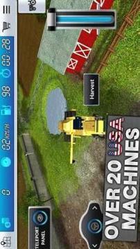 Farming Simulator USA 2018截图