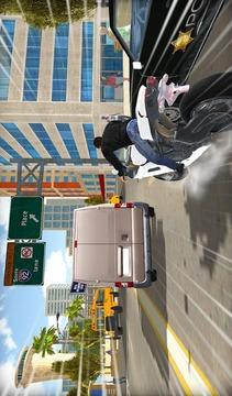 真实城市汽车驾驶3D截图