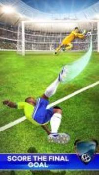 Strike Soccer 2018 Free-Kick截图