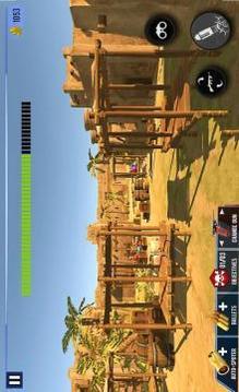 Desert sniper elite combat 3D截图
