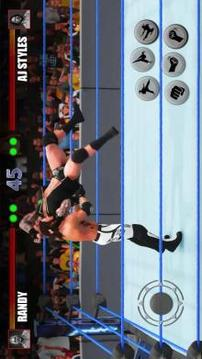 New Smack Down Wrestling Revolution Fight 2019截图