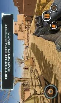 Delta's Battle Royale : borderlands shooter game截图