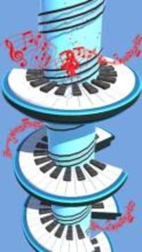 Helix Piano Tiles - Dream Piano Magic Tiles截图
