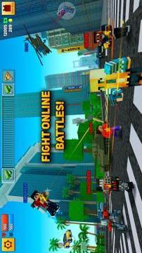 像素城市战争手游版截图