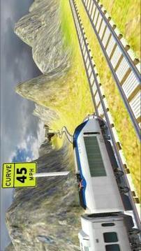 Euro Train Simulator Free 2019截图