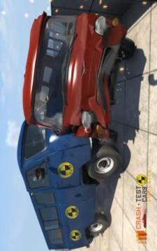 Car Crash Test UAZ BUHANKA截图