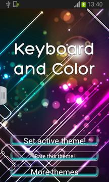 Keyboard And Color截图