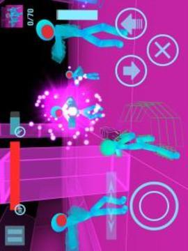 Stickman Neon Gun Warriors截图