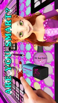 公主化妆2:沙龙游戏截图
