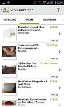 eBay Kleinanzeigen for Germany截图