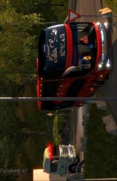 Euro Road Bus simulation截图