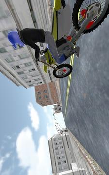 摩托车追逐模拟器截图