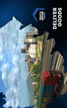Truck Simulator – European Edition截图
