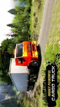 Big Truck Driver Cargo Truck Driving Simulator 3D截图