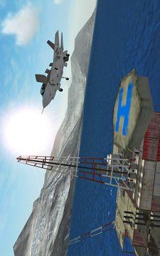 F18模拟起降截图