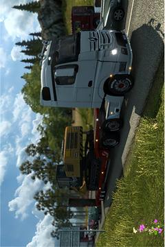 大卡车模拟器截图