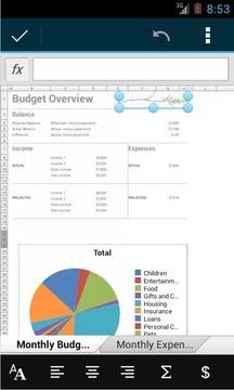 OfficeSuite Pro截图