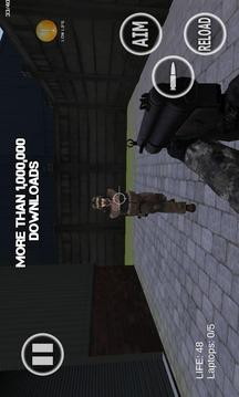 战争模拟器 - 射击游戏3D截图