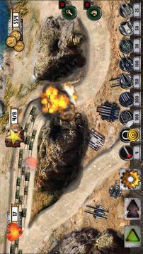 塔防:坦克战争截图