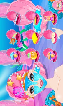 美人鱼化妆沙龙截图