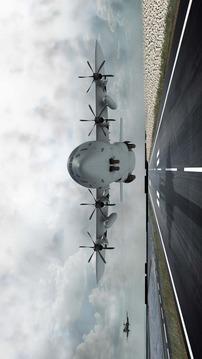 真实飞行模拟器截图