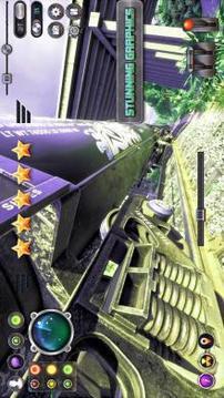 Euro Train Driving Simulator 2019 Train Games截图