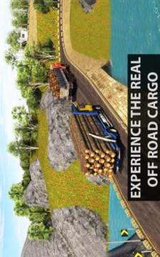 Euro Cargo Truck Driver Simulator截图