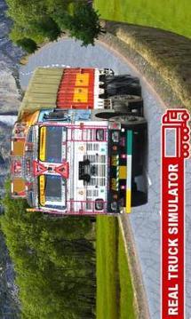 印度人 真实 卡车 驾驶 辛截图