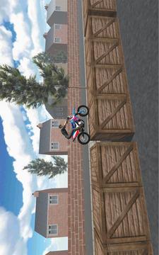 在城市自行车赛截图