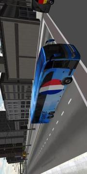 World Cup Bus Simulator 3D截图